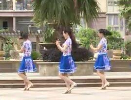 杨丽萍舞蹈《今夜的你又在和谁约会》正背面口令分解动作教学演示