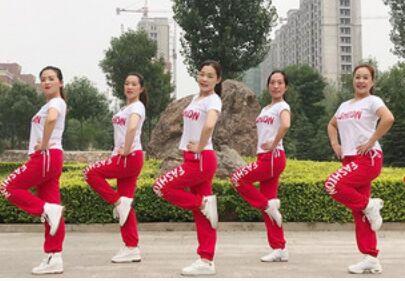 林州芳心舞蹈《妈妈的舞步》完整版演示及口令分解动作教学