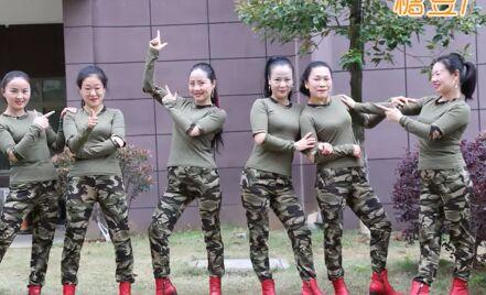 杨丽萍舞蹈《油菜花开》经典正背面演示及口令分解动作教学