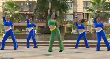 杨丽萍舞蹈《真的没骗你》经典正背面演示及口令分解动作教学