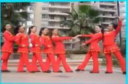 杨丽萍舞蹈《我的爱只为你存在》附正背面口令分解教学演示