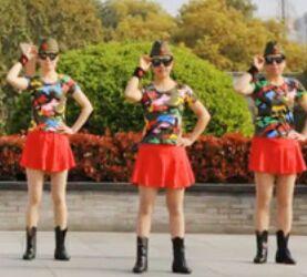 茉莉廣場舞《雷山我的愛》完整版演示及口令分解動作教學