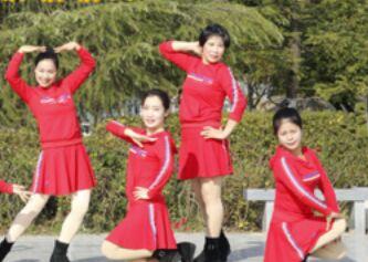 茉莉廣場舞《情哥哥情妹妹》原創附正背面教學口令分解動作演示