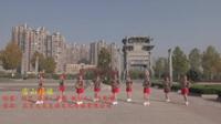 池州兴济桥健身队广场舞《雪山姑娘》原创舞蹈 表演 团队版