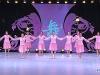 廊坊星月广场舞 栀子花开 表演