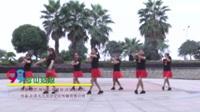 湖南省岳阳千里草舞队 雪山姑娘 表演 团队版