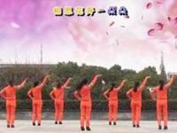 茉莉广场舞《相思花开一朵朵》原创水兵舞 附正背面口令分解教学演示