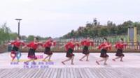 宿州快乐舞蹈队广场舞 雪山姑娘 表演 团队版