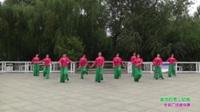 郑州市海之蓝舞蹈队美丽的雪山姑娘表演团队版
