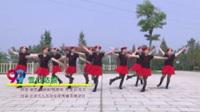 湖南省岳阳潼溪同心舞队 雪山姑娘 表演 团队版