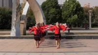 心悦依然舞蹈队广场舞 今夜舞起来 表演 团队版