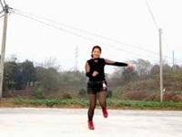 金社舞蹈《老妹你真美》原创32步鬼步舞 附正背面口令分解动作教学演示