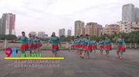 广东省湛江市霞山姐妹花健身队 雪山姑娘 表演 团队版