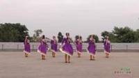 广东省湛江市遂溪县岭北镇燕舞飞扬舞蹈队 雪山姑娘 表演 团队版