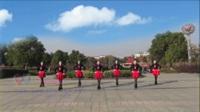 含山运漕木兰协会广场舞  雪山姑娘 表演 团队版