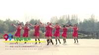 河南平顶山鲁山青春舞蹈队 飞歌醉情怀 表演 团队版