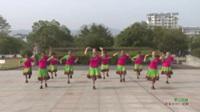 广西省梧州市蒙山县竹韵和谐二队 雪山姑娘 表演 团队版