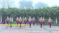郑州市荥阳老年大学舞蹈三队 雪山姑娘 表演 团队版