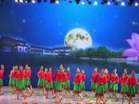 广西柳州彩虹健身队《草原的月亮》参加舞动时代春晚