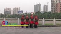 广东省湛江市赤坎区开心健身舞蹈队 雪山姑娘 表演 团队版