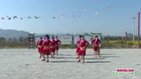 广西贵港市志明丽姐队广场舞   美丽的雪山姑娘 表演 团队版