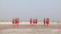 江西省抚州市南城县老年体协滨江队 雪山姑娘 表演 团队版