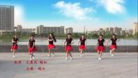 明光轻舞飞扬广场舞 雪山姑娘 表演 团队版 正背面演示及口令分解动作教学和背面演