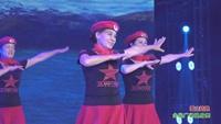 海南峰之韵雪山姑娘表演团队版 口令分解动作教学
