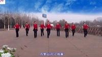 美久广场舞《万喜中国喜》原创舞蹈