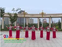 辛集泊庄时代广场舞 国韵 表演