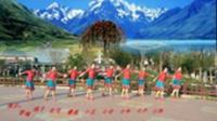 樱桃广场舞  《雪山姑娘》 表演 团队版