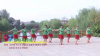 秀秀广场舞队广场舞 敖包再相会 表演 团队版