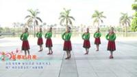 张春丽广州广场舞 草原的月亮 表演