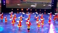 河南唐河一方广场舞【雪山姑娘】歌伴舞原创附正背面教学口令分解动作演示