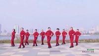 湖南常德鼎城区郭家铺广场舞队 雪山姑娘 表演 个人版 完整版演示及口令分解动作教学