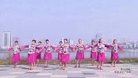湖南常德鼎城区夕阳红舞蹈队 雪山姑娘 表演 个人版 原创附教学口令分解动作演示