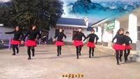 苏岭广场舞秋叶:变队型《雪山姑娘》编舞:春英经典正背面演示及口令分解动作教学