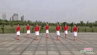 抚州舞之韵广场舞 雪山姑娘 表演 完整版演示及分解教学演示