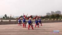 徐州华尔广场舞 雪山姑娘 表演 经典正背面演示及口令分解动作教学