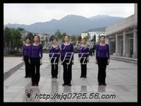 紫蝶踏歌廣場舞 五月五 表演