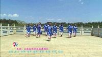 云南昆明老姐妹廣場舞 小雞小雞 表演 正背面演示及口令分解動作教學和背面演