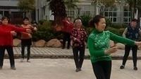 广场舞   雪山姑娘正反面演示及分解动作教学
