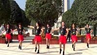 吉首新桥广场舞【雪山姑娘】原创附正背面教学口令分解动作演示