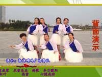 黄骅恋雪广场舞 带着吉祥进北京 背