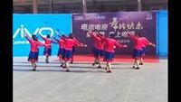 衡水电信电视 前枣林广场舞 雪山姑娘附正背表演口令分解动作分解教学