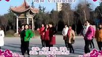 陕西陈仓南环舞蹈队-广场舞《雪山姑娘》附正背表演口令分解动作分解教学