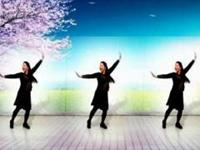幸運兒廣場舞《中國美草原美》原創附口令教學附正背表演口令分解動作分解教學