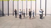 panco排舞 国际排舞《自由自在》正背面演示及口令分解动作教学和背面演