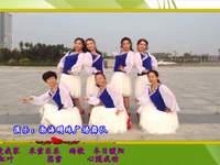 黄骅恋雪广场舞 带着吉祥进北京 表