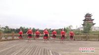 湖北麻城东浦花园舞蹈队广场舞  美丽的雪山姑娘 表演 团队版